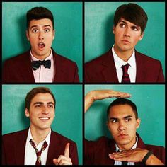 Big Time Rush (: <3