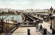 Waterloo Bridge and Somerset House (London)