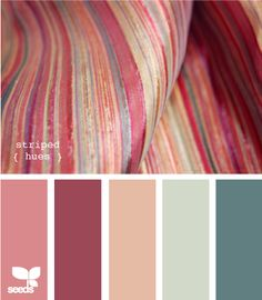 Design Seeds, beautiful colors
