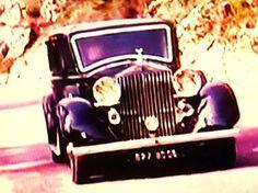 """Rolls"" by Dietmar Scherf #cars #automobile #nostalgia #oldtimer #rollsroyce #movies #lifestyle"