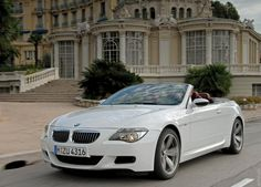 2007 BMW M6 Cabrio