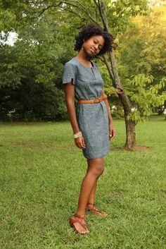 judah ross | inca dress