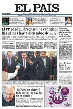 Comenta todas las noticias en nuestra web www.elpais.com
