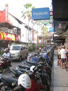 One of Indonesia's major tourist destinations Kuta (Bali) was originally discovered by tourists as a surfing paradise. Now it is probably known more for its late activities like clubs and pubs as well as its cheap shopping and custom tailored clothing. It can come across at times to be chaotic, overcrowded and congested however if you can deal with the mayhem the lovely Balinese people there will show you a great time.