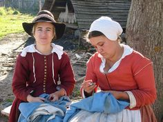 Plimoth Plantation, Plymouth MA, Credit: Tim Grafft/MOTT by Massachusetts Office of Travel & Tourism, via Flickr