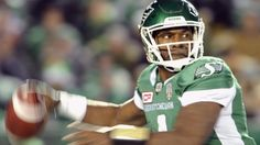 CFL quarterback Darian Durant, newly signed by the Winnipeg Blue Bombers, is hanging up his helmet. Winnipeg Blue Bombers, Montreal Alouettes, Saskatchewan Roughriders, Canadian Football League, Grey Cup, Latest Sports News, Free Agent, Football Helmets, Retirement