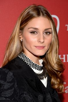 Olivia Palermo Makeup, Olivia Palermo Style, Olivia Palermo Lookbook, Dramatic Classic, Beauty Ideas, Well Dressed, Hair Inspiration, Classic Style, Blonde Hair