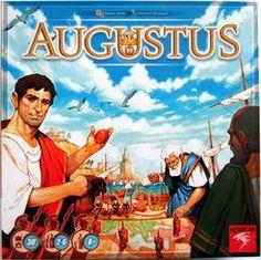 Augustus   Board Game   BoardGameGeek