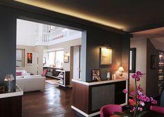 les 10 meilleures images du tableau appartement boulogne sur pinterest spaces big architects. Black Bedroom Furniture Sets. Home Design Ideas