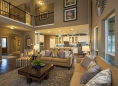 Stunning, spacious living room perfect for entertaining new friends
