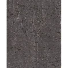 "17 Stories Cormac 24 L x 36"" W Cork Wallpaper Roll 