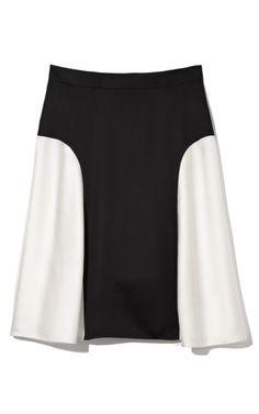 Cady Stretch Skirt by Peter Som for Preorder on Moda Operandi