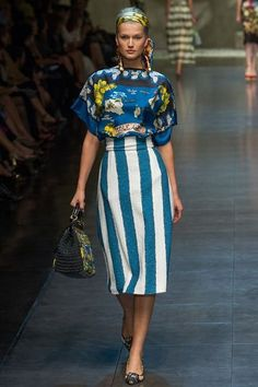 Dolce & Gabbana SS 2013