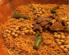 Tunisian Food, Mediterranean Recipes, Biscuits, Beans, Vegetables, Morocco, Crack Crackers, Cookies, Beans Recipes