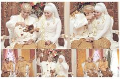 Rosi & Riza's Wedding day.