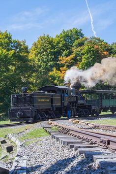 Do you love trains as much as I do? Then check out this post about the awesome time we had riding the Cass Scenic Railroad in West Virginia.