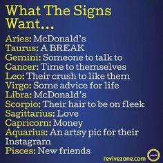 obviously you have no Capricorn friends. >>>>>>>>> I'm a Leo yes so trueeeeeeeee! Libra, Zodiac Signs Astrology, Zodiac Signs Horoscope, Zodiac Star Signs, Zodiac Cancer, Pisces Zodiac, Zodiac Sign Traits, My Zodiac Sign, Zodiac Funny