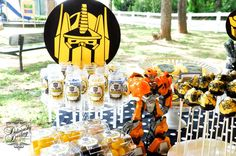 Transformers  Birthday Party Ideas | Photo 1 of 11