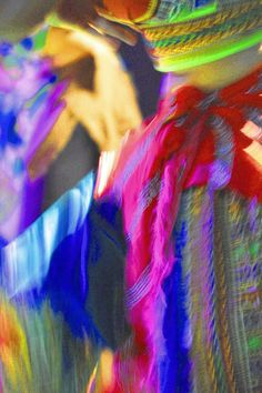 Colores en movimiento