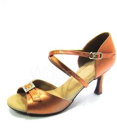 #Milanoo.com Ltd          #Latin Shoes              #Retro #Professional #Bronze #Spool #Heel #Women's #Customized #Latin #Shoes  Retro Professional Bronze Spool Heel Women's Customized Latin Shoes                                     http://www.seapai.com/product.aspx?PID=5711262