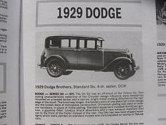 1929 Dodge - Factory Photos & Proven/Known Correct Factory Info-picture-208192.jpg