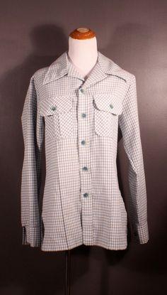 Levi's Panatela shirt/jacket, men's size L, available at our eBay store! $30
