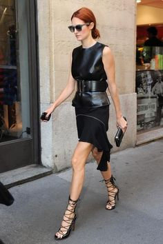 Love Your Look: Taylor Tomasi Hill's avant-garde look