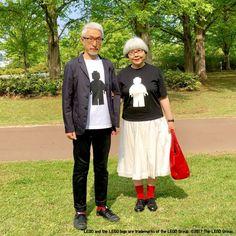 """今、世界中で話題の60代のおしゃれ夫婦BONPONさんをご存知ですか?インスタから火がつき、世界中のメディアで取り上げられ""""仲良しなおしゃれ夫婦""""として、お揃いコーディネートを次々に披露して話題となっています。共に白髪がトレードマークのお二人は、ユニクロの大ファンでもあり、そのリンクコーデも大人気。普段はインスタでしか見られないBONPON夫妻。ユニクロアイテムをさりげなく取り入れたお揃いのコーデ..."""