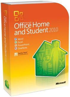 Microsoft Office Home & Student 2010 - 3PC/1User (Disc Version) by Microsoft Software, http://www.amazon.com/dp/B00337D8U6/ref=cm_sw_r_pi_dp_z9gcrb0NH0QEN