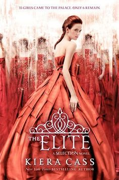 The second book of the selection , book by kiera cass a very good book