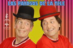 """Los Payasos de la Tele """"El Musical"""" con Fofito, Rody y Mónica Aragón - http://canariasday.es/?p=55764"""