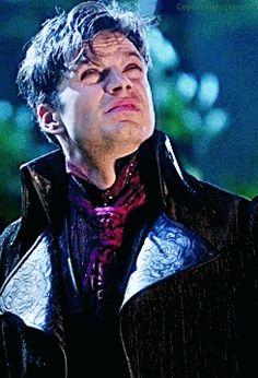 Sebastian as The Mad Hatter.