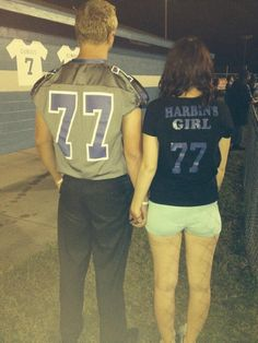 Football girlfriend shirt!