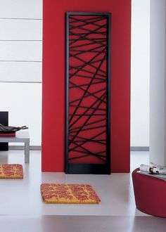 Contemporary Home Heating Radiators - Shangai By Sirocco (I would use it for just plain Art)