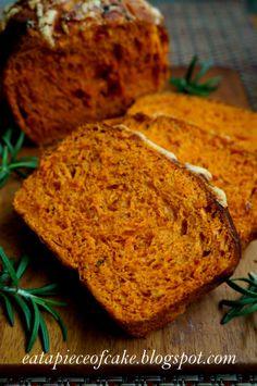 Piece of Cake: Tomato Herb Bread
