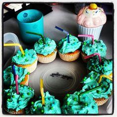 Keep calm and eat a cupcake!