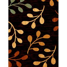 United Weavers Sutra Black 7 ft. 10 in. x 10 ft. 6 in. Area Rug-560 11770 81 at The Home Depot