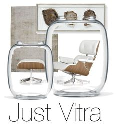 """Just Vitra"" by menel-i on Polyvore featuring interior, interiors, interior design, Zuhause, home decor, interior decorating, Palecek, Vitra, Klar und chair"