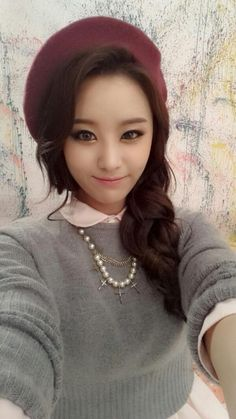 Secret's Song Ji Eun