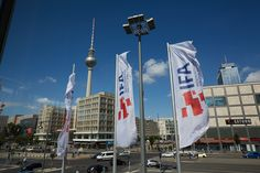 A Berlino è tutto pronto per l'IFA (Internationale Funkausstellung Berlin), la più importante fiera dell'elettronica di consumo europea, in scena dal 2 al 7 settembre.