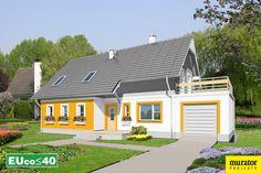 Lipińscy Domy Projekt: Układny
