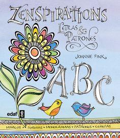 Zenspirations. Letras y patrones