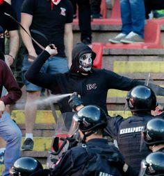Crvena Zvezda vs Partizan 16.04.16 1312!
