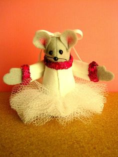 Ballerina by atticmouse on Etsy, $11.00