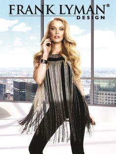 1bc6cd4c7807ae Frank Lyman Fringe Dress - Frank Murphy Fashions Fringe Dress