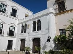 Palacio Duques de Medina Sidonia. Sanlúcar de Barrameda. Cádiz