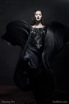 The Look: Yiqing Yin Fall-Winter 2012 Collection entitled 'Ouvrir Venus'