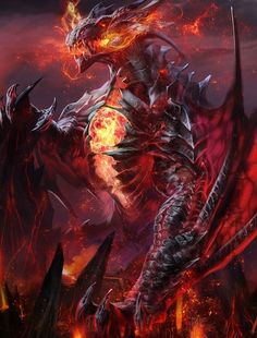 Elder Fire Dragon