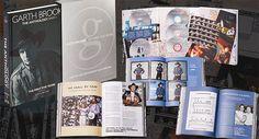 Garth Brooks announces Anthology book, CD series
