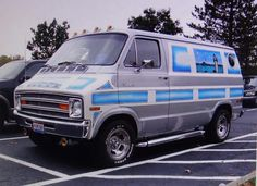 Mid 70 s Dodge shaggin wagon